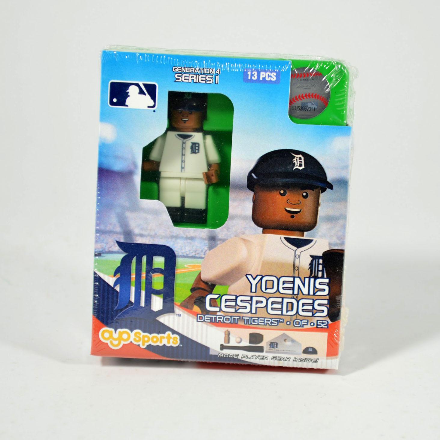 Johnny Cueto #47 Royals W.S.C Series 8 Generation 4 Baseball OYO MiniFigure