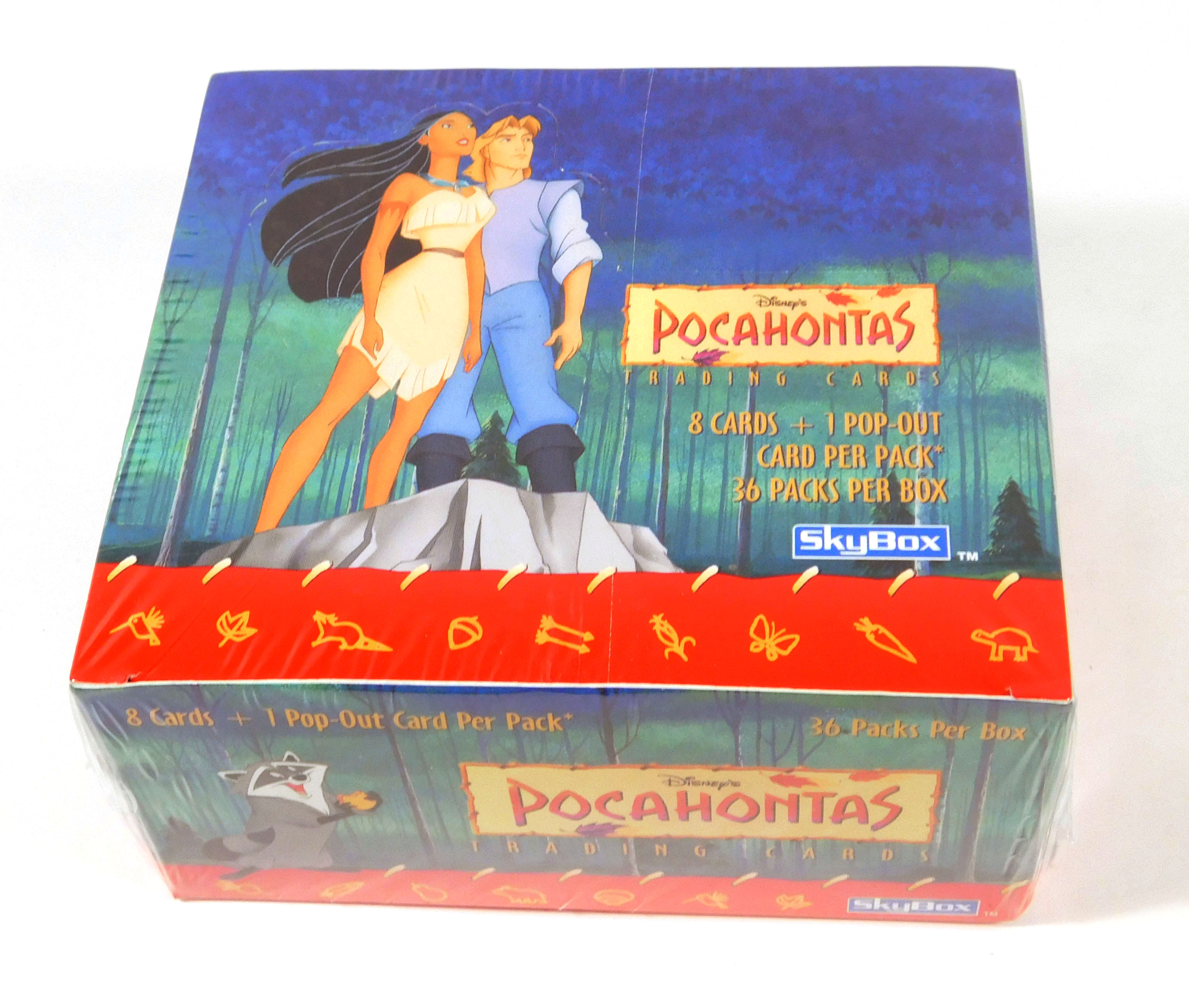 Disney Pocahontas Skybox Trading Cards Pick From List