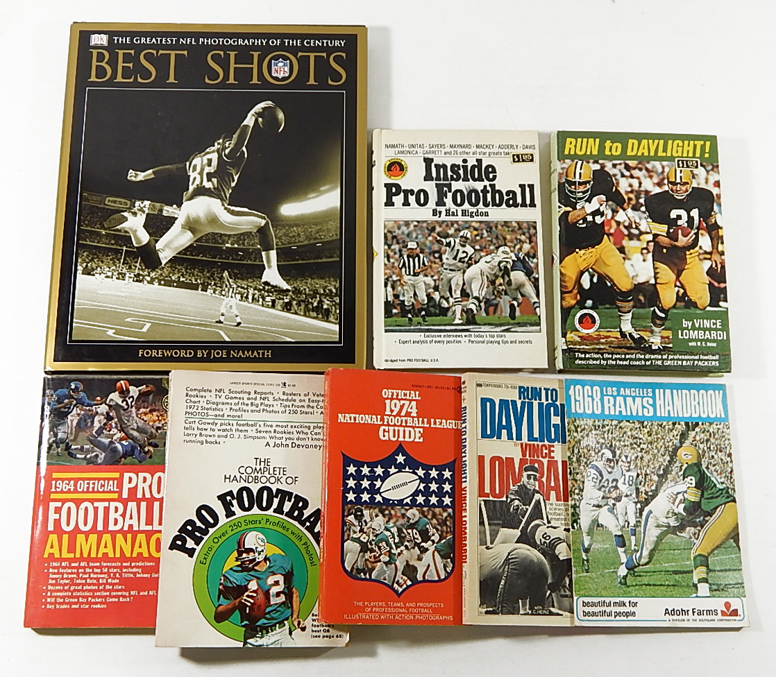 Pocket Books-Pro Football 1973-Miami Dolphins Bob Griese