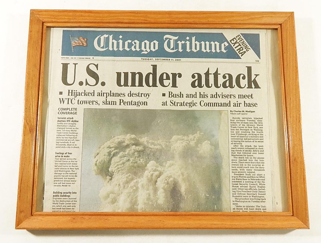 US Under Attack\