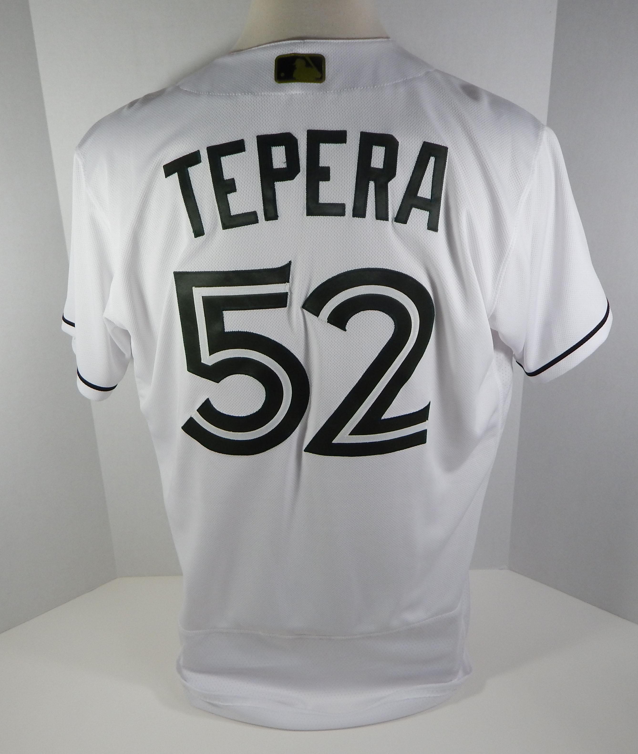 2017 Toronto Blue Jays Ryan Tepera #52