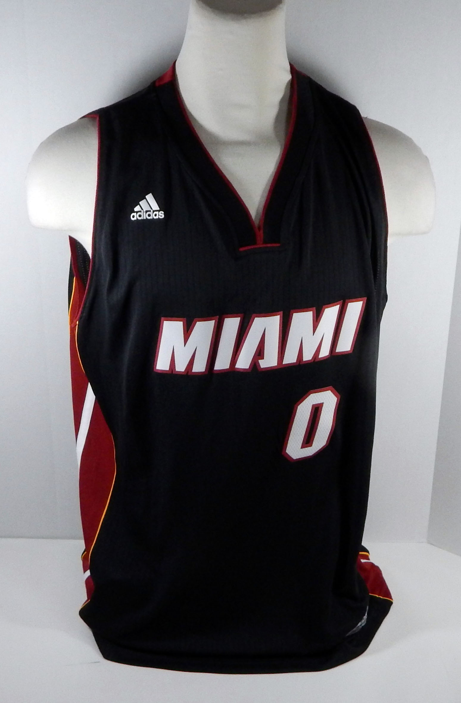 release date 35d9f cd113 Details about Miami Heat Josh Richardson #0 Replica Black Swingman Jersey  HEAT0106